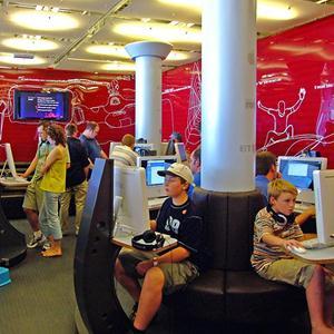 Интернет-кафе Фокино