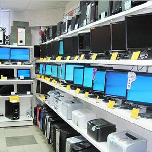 Компьютерные магазины Фокино