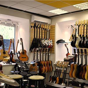 Музыкальные магазины Фокино