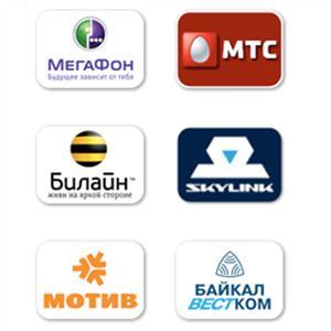 Операторы сотовой связи Фокино