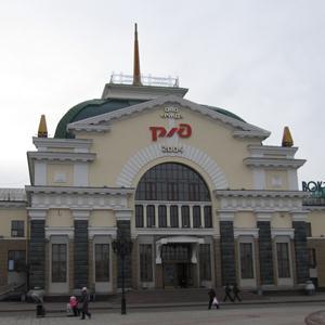 Железнодорожные вокзалы Фокино